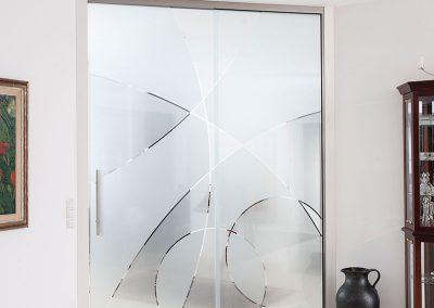 loft – Glastüren von Pictura LSD8 Quad