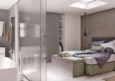 loft – Glastüren von Pictura LSD 14 Interior 01 Quad